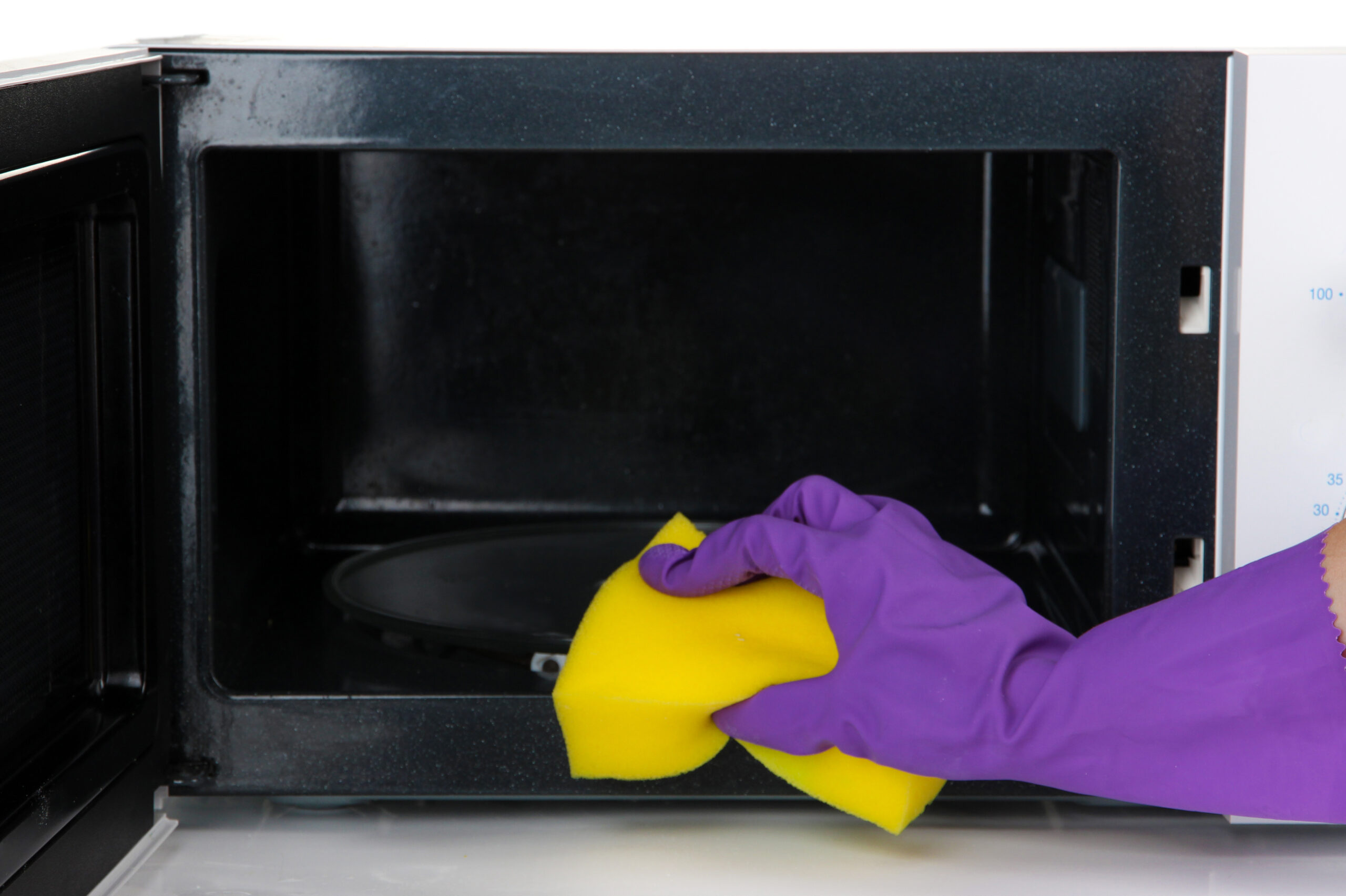Microwave cleaning crawley
